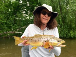 Fly fishing turkey hunting guide service in manistee mi for Michigan dnr fishing guide