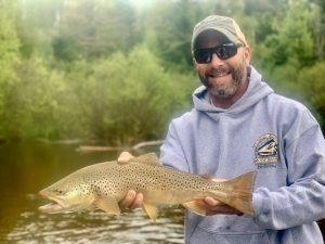 Trout, Bass, Salmon Fishing & Fly Fishing Guide in Manistee